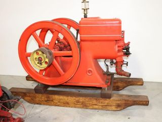 JAEGER 2 HP STATIONARY ENGINE