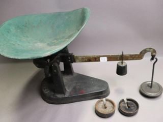FAIRBANKS BAlANCE SCAlE 24