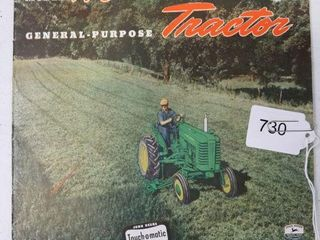 JOHN DEERE M CATAlOGUE