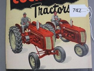 COCKSHUTT TRACTORS CATAlOGUE