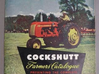 COCKSHUTTT FARMERS CATAlOGUE