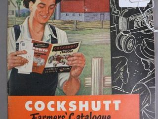 COCKSHUTT FARMERS CATAlOGUE