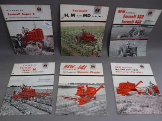 6 FARMAll CATAlOGUES