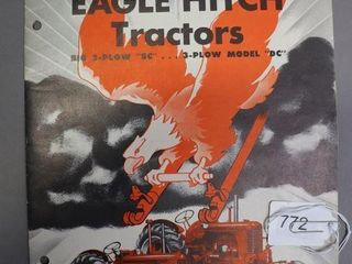 CASE EAGlE HITCH TRACTORS CATAlOGUE