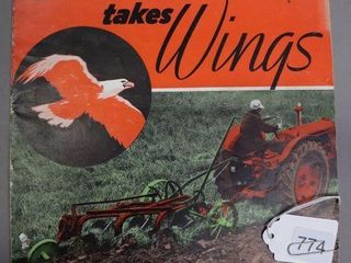 CASE PlOWING TAKES WINGS CATAlOGUE