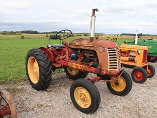 COCKSHUTT 20 GAS TRACTOR WITH 3PTH   PTO