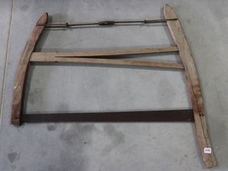 ANTIQUE BUCK SAW