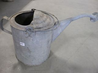 GAlVANIZED WATERING CAN 11