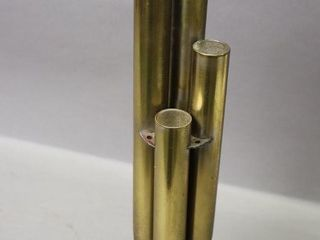 BRASS EXHAUST WHISTlE   15 H