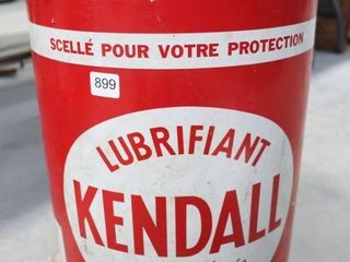 KENDAll 5 GAllON CAN