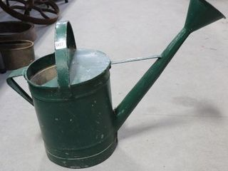 ANTIQUE WATERING CAN 15