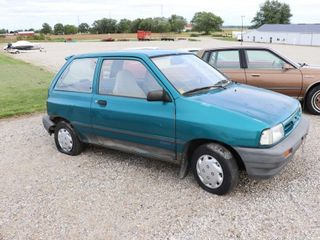 FORD FESTIVA 2 DOOR   NOT RUNNING