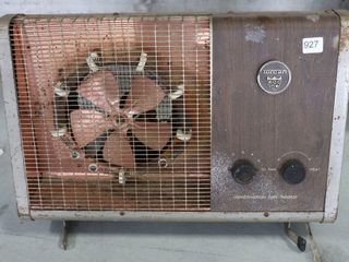 TORCAN ElECTRIC HEATER  NOT TESTED
