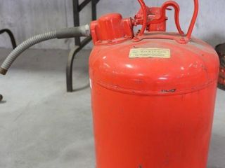 5 GAllON METAl FUEl CAN