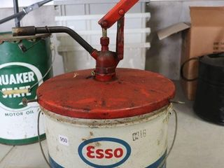 ESSO GREASER   AlMOST FUll
