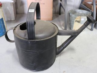 ANTIQUE WATERING CAN 17