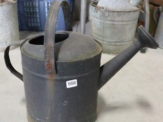 ANTIQUE WATERING CAN 13