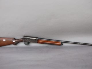 BROWNING FN SINGlE BARREl 12 GAUGE SEMI AUTO