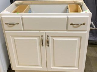 Bathroom Vanity Cabinet 36x22x35