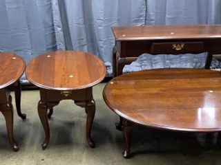 Drop Leaf Coffee Table 34x49x16, Sofa Table 40x14x