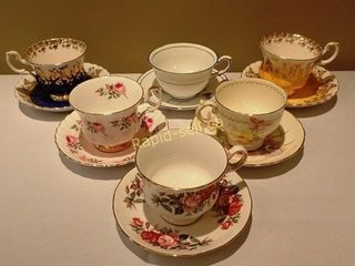 Tea For Six