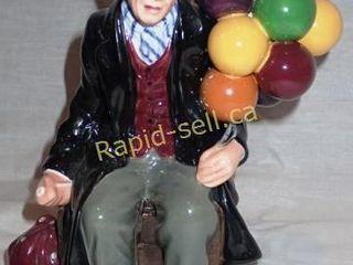 The Balloon Man - Royal Doulton Figurine