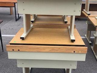 6 Desks 36x30x28
