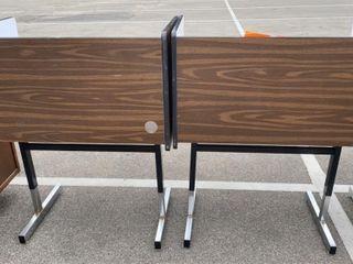 2 Desks 38x26x46