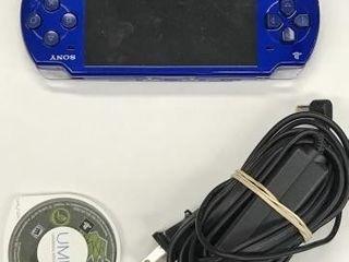 PSP (MISSING BATTERY, VERSION 2001)