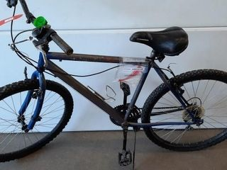 MENS BLUE SUPERCYCLE MOUNTAIN BIKE