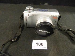 Olympus C 765 Ultra Zoom Camera