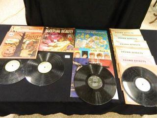 Children s  Sound Effect Records