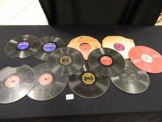 Vintage Records   10  2 Broken