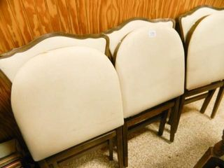 Wooden Folding Chairs   3