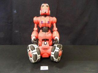 Robot  Battery Powered