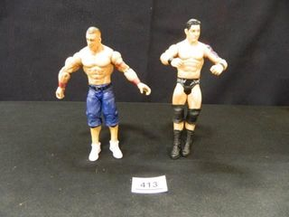 John Cena  Wade Barrett  WWE