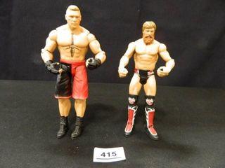 Brock lesnar  Daniel Bryan  WWE