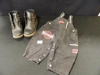 Harley Davidson Overalls  12 Month