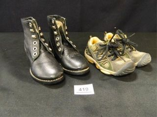 lace Up Boots  Stride Rite Shoes