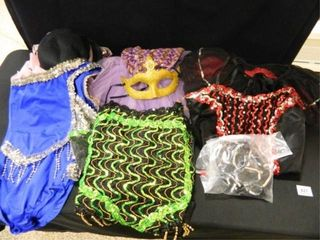 Dance Costumes   5  w Accessories