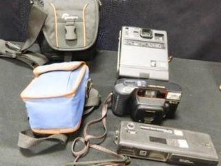 Cameras  Assorted  Fuji Discovery