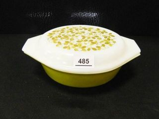 Pyrex Covered Baking Dish  11 2 qt