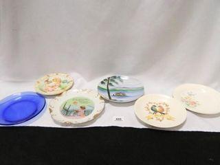 Plate Assortment   6