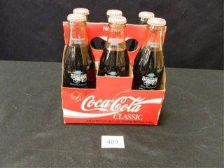Cherokee Strip Coca Cola 6 Pack