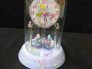 Tinker Bell Clock