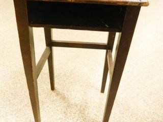 Wooden Table  131 2  x 153 4