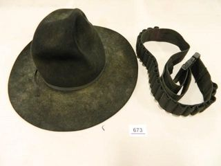 Resistol Hat  Ty Murray Collection