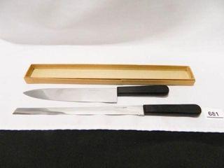 Cattaraugus Kitchen Knives  2
