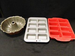 Bakeware  Silicone Mold   3