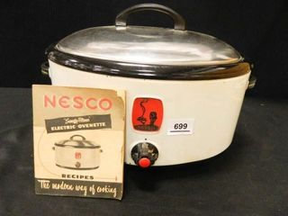 Nesco Electric Ovenette